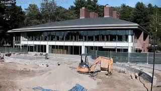 PMC'S Dana Hall Student Center Time-Lapse