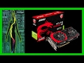 MSI GTX 970 GAMING 4G graphic card unboxing