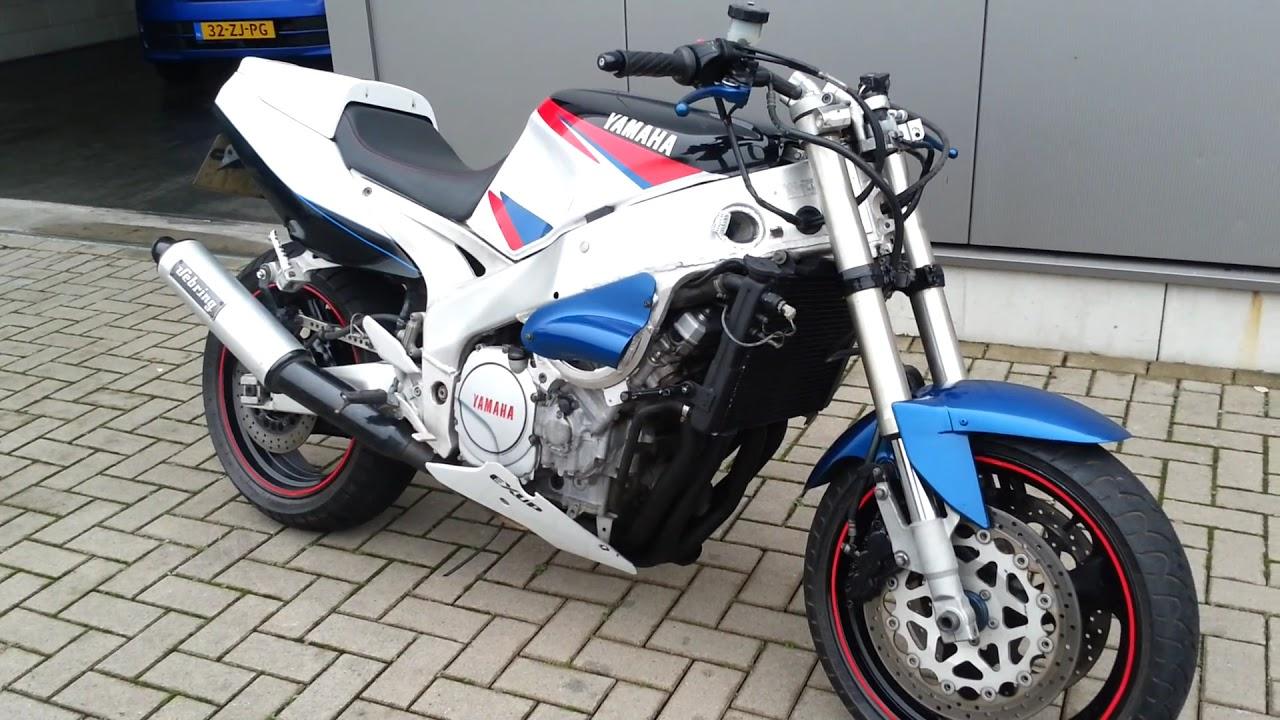 Olivers Used Bikes; 2007 Yamaha FZ1 - YouTube