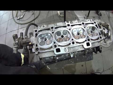 Притирка клапанов Ваз 2110 в ручную и дрелью  Проверка на герметичность