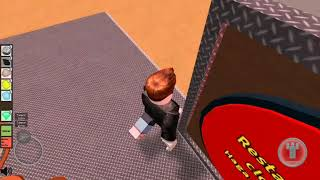 MY FIRST CAPI. PLAYING ROBLOX 😰😰