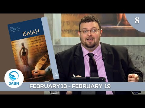"""Comfort My People""   Sabbath School Panel By 3ABN - Lesson 8 Q1 2021"