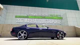 Maserati Quattroporte Widebody - The DUB Magazine Project