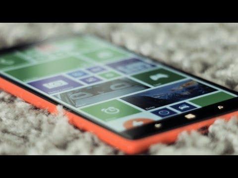 Nokia Lumia 1520 - Video Camera Review