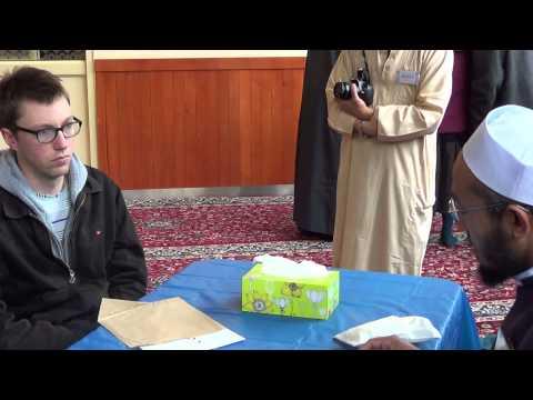 Wellington Mosque Open Day(2014) Part 3