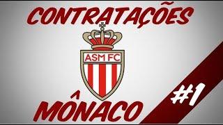 Brasfoot 2017 #1 | Contratações, Mônaco