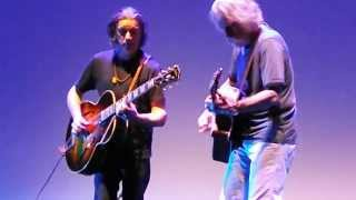 Easy To Slip ~ Bob Weir & Kimock @ Tribeca Film Fest NYC 4/24/14