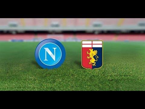 Napoli - Genoa 3-1 (Carlo Alvino) 20/03/16