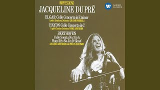 Cello Sonata No.3 in A Major, Op.69 (1988 - Remaster) : IV. Allegro vivace