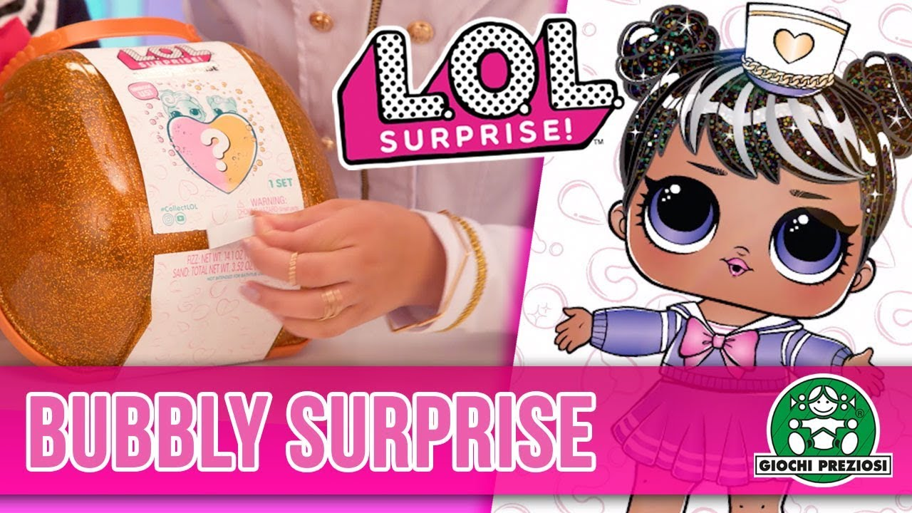 Giochi Preziosi | L.O.L. Surprise! Bubbly Surprise