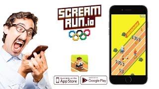 ScreamRun.io - Official Release Trailer (Android/iOS)