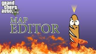 Скачать GTA V Map Editor Знакомство обзор разбор все дела