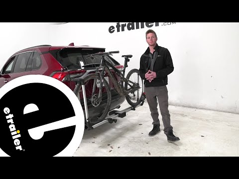 Etrailer | Thule Hitch Bike Racks Review - 2020 Toyota RAV4