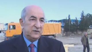 الجزائر: تعيين عبد المجيد تبون رئيسا للوزراء خلفا لعبد المالك سلال