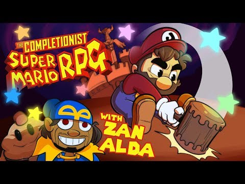 Super Mario RPG | The Completionist | New Game Plus (ft. @ZanMan72)