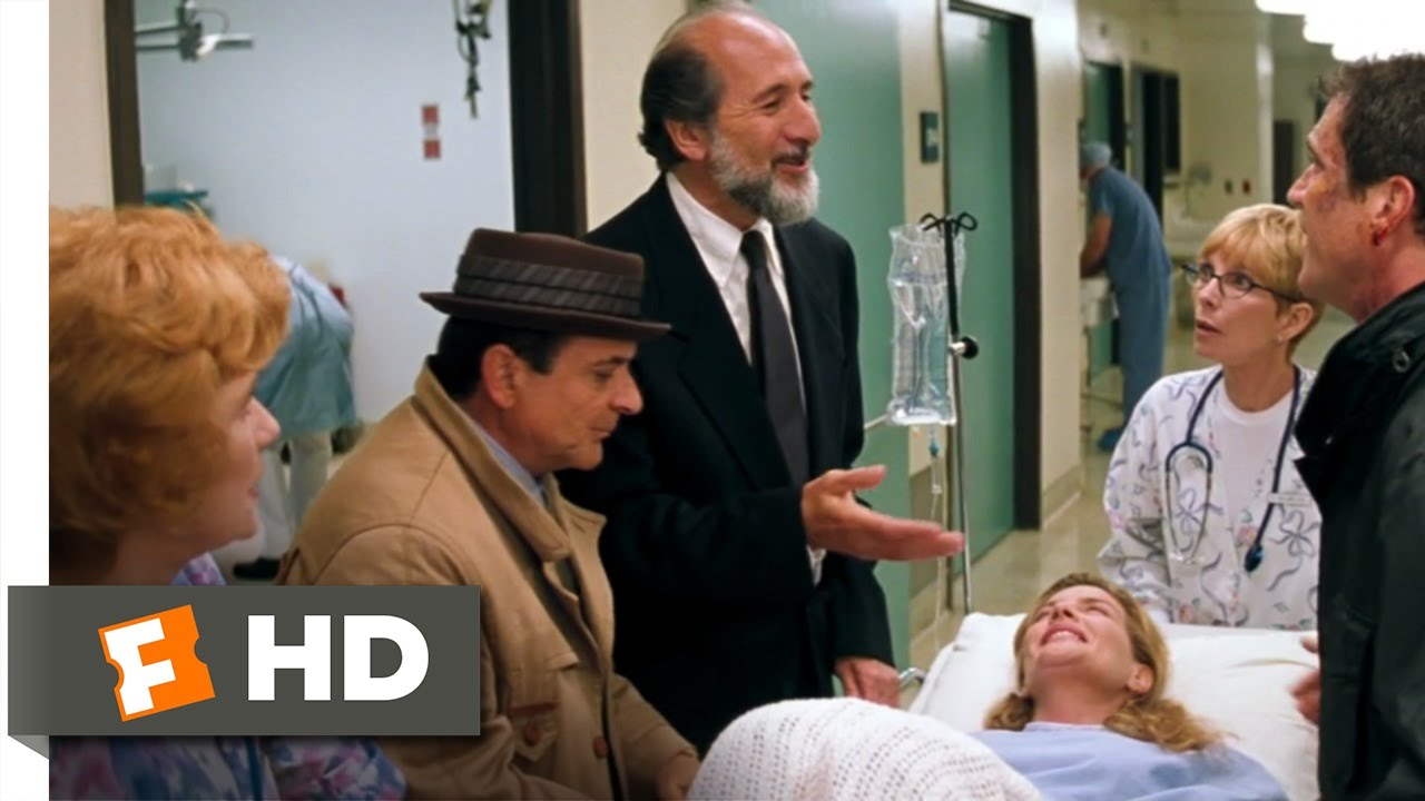 Lethal Weapon 4 5 5 Movie Clip Hospital Wedding 1998 Hd Youtube
