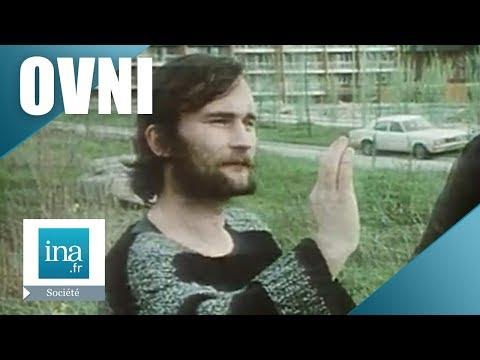 Franck a été enlevé par des extra-terrestres à Cergy-Pontoise | Archive INA