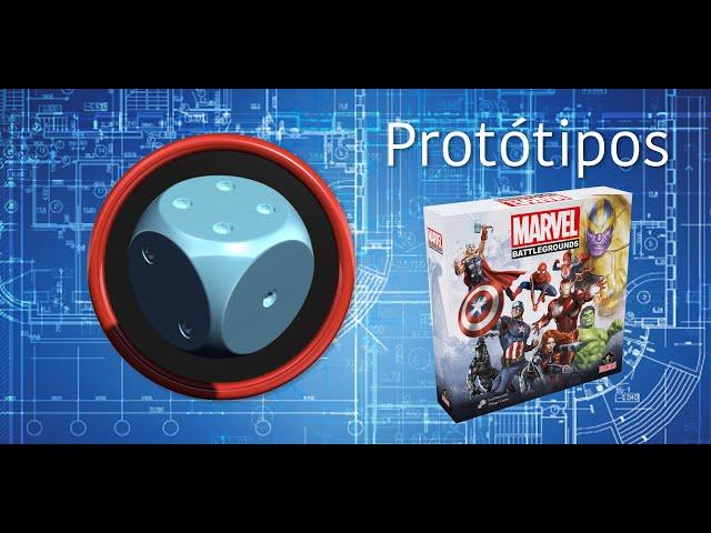 Marvel Battlegrounds - Protótipo