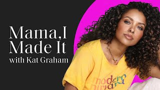 Kat Graham Shares Her Vegan Gouda-Filled Burger Recipe with ELLE | Mama, I Made It