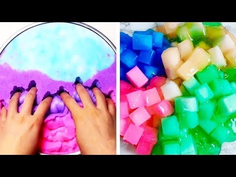 The Most Satisfying Slime ASMR Videos | Oddly Satisfying Slime 2019 | 84