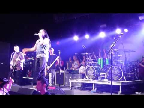 Sevendust - Sevendust Kids On Stage / Denial (20th Anniversary Concert) Atlanta LIVE [HD] 3/17/17