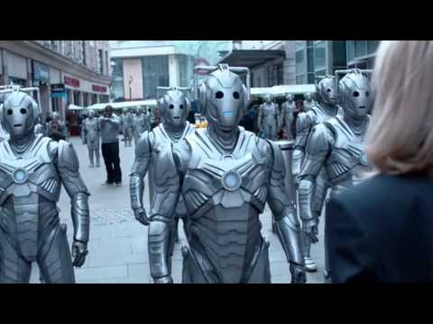 Doctor Who -  Series 8 - Death in heaven - UNIT is back!