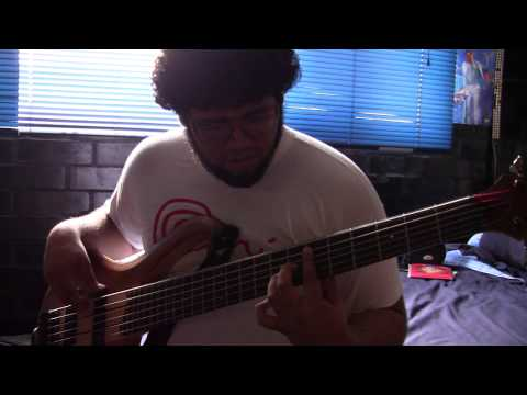 Beyond Creation - Coexistence (Bass cover)