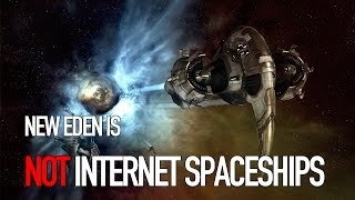 EVE Fanfest 2014 - New Eden is Not Internet Spaceships