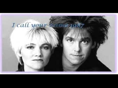 Roxette-I call your name-1987-Dance Passion Remix