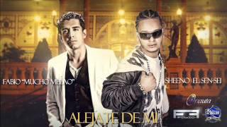 Aléjate De Mí - Sheeno 'El Sensei' ft Fabio 'Mucho Melao' - Salsa Romántica 2012