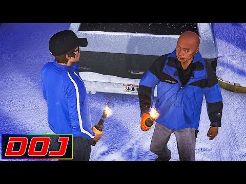 GTA 5 Roleplay - DOJ #96 - Clearing The Snow