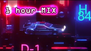 1 Hour of Synthwave Retro Music Mix   80s Cybercity   Retrowave Music   Futuresynth Outrun