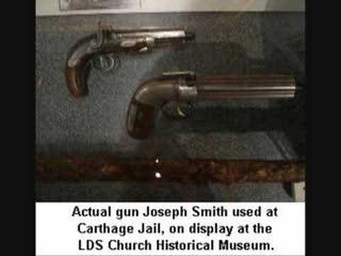 JOSEPH SMITH - Did he have a gun?  Why?