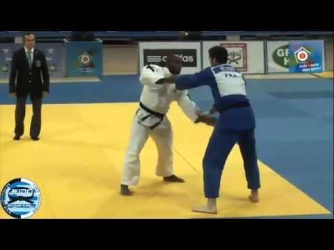 Judo :: Jorge Fonseca campeão europeu sub-23 [-100Kg] em 2013, Samokov