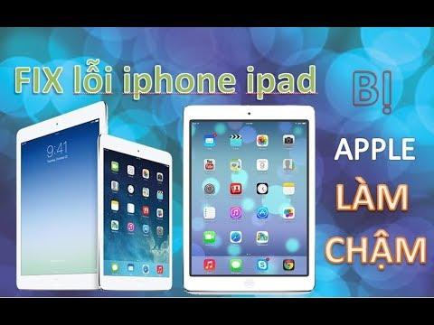 Mẹo biến iPad chậm lag thành iPad siêu tốc với V Channel