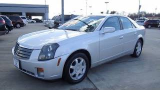 2003 Cadillac CTS Start Up, Engine, and In Depth Tour
