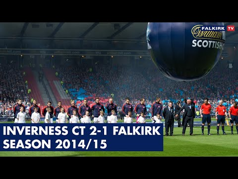 HIGHLIGHTS: Inverness CT 2 Falkirk 1