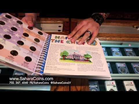 Coin Collecting Supplies | Sahara Coins Las Vegas