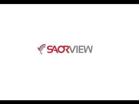 Hands On - SAORVIEW Explained for the Deaf Community