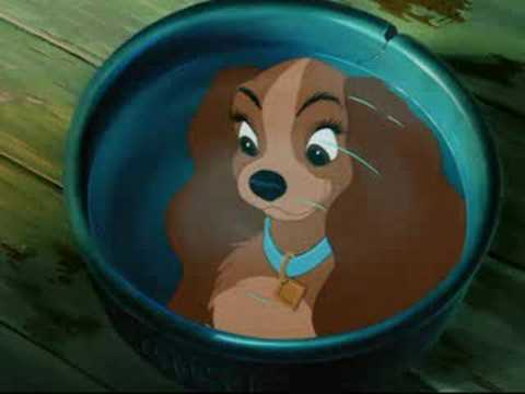 Lady And The Tramp;; Love Song