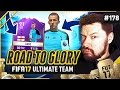 HARRY KANE POTM CARD! - #FIFA17 Road to Glory! #178 ultimate team