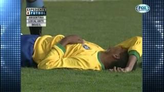 Argentina 2 Brasil 1 - Eliminatorias 2002