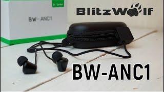 BlitzWolf BW-ANC1 – беспроводные наушники с активным шумоподавлением!
