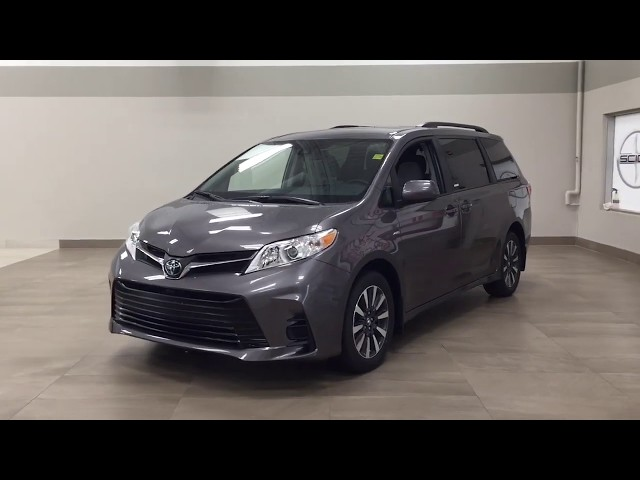 2020 toyota sienna le awd review youtube 2020 toyota sienna le awd review youtube