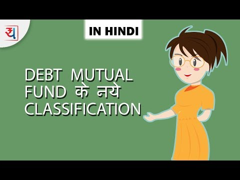 Debt Mutual Fund Classification in Hindi | New Debt Fund Types