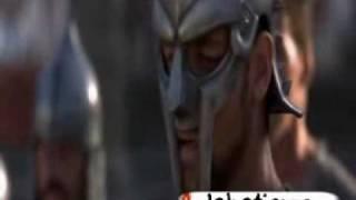 Jabatus Maximus. Parodia de Gladiator