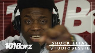 Shock Elias - Studiosessie 303 - 101Barz
