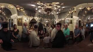 Άγιος Νεκτάριος Αίγινα 3-9-2018 (360 View)