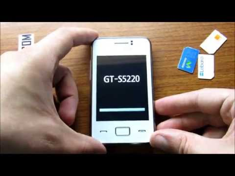 How To Unlock Samsung Star 3 s5220 or s5229 By Unlock Code From UnlockLocks.COM