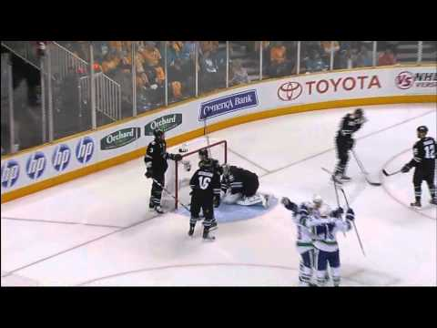 Vancouver Canucks - 2011 Playoffs - Round 3 - All Goals